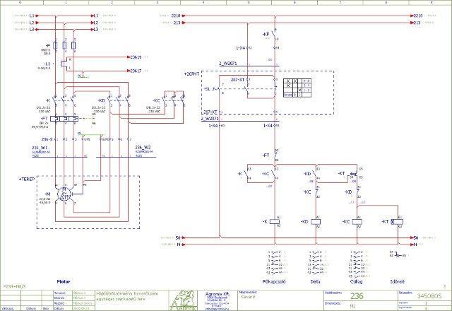 Elektromos tervező